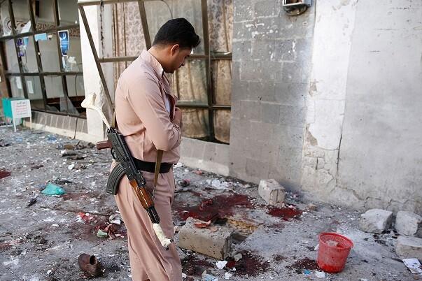 Un atentado suicida en Yemen deja 25 muertos.
