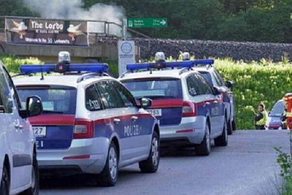 Un hombre mata a dos personas y deja heridas a 11 personas en un concierto en Austria.