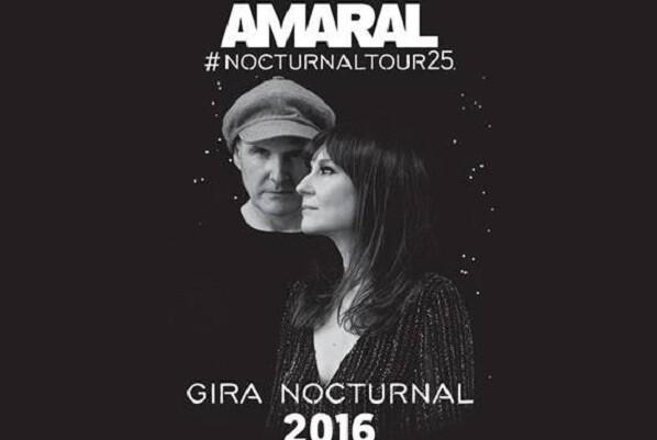 Valencia Noticias sortea cuatro entradas dobles para el concierto de Amaral.