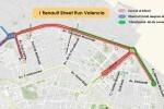 Valencia acoge el domingo la primera edición de la carrera Ranault Street Run.