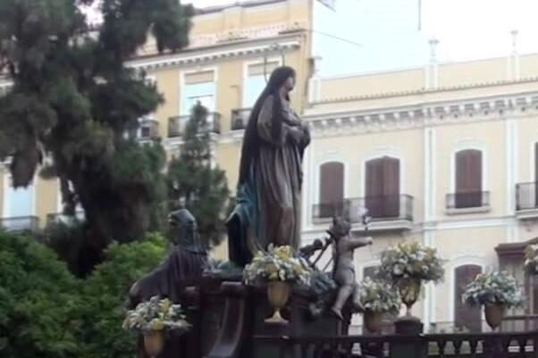Valencia celebra un año más la festividad del Corpus.