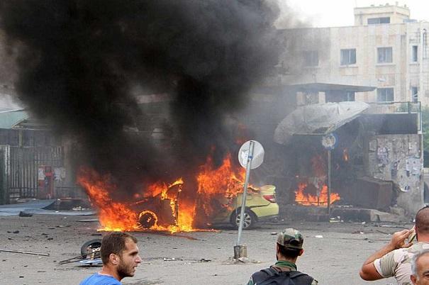 Varios ataques terroristas dejan 65 muertos en dos ciudades de Siria.