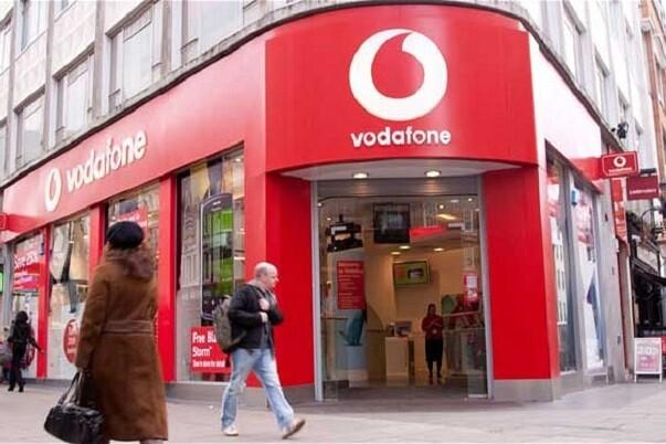 Vodafone perdió 4.900 millones de euros en su último año fiscal.