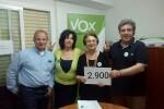 Vox se presentará a las próximas Elecciones Generales por Valencia.
