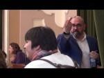 El PP y el vicealcalde de Castellón enzarzados en Twitter por una 'peineta' de Enric Nomdedéu