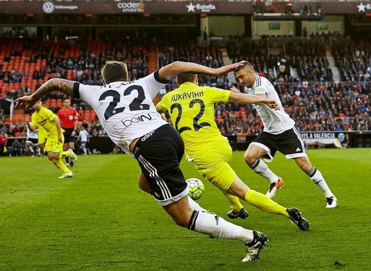 2016-05-01, Liga BBVA, Valencia CF v Villarreal CF. Mestalla, Valencia