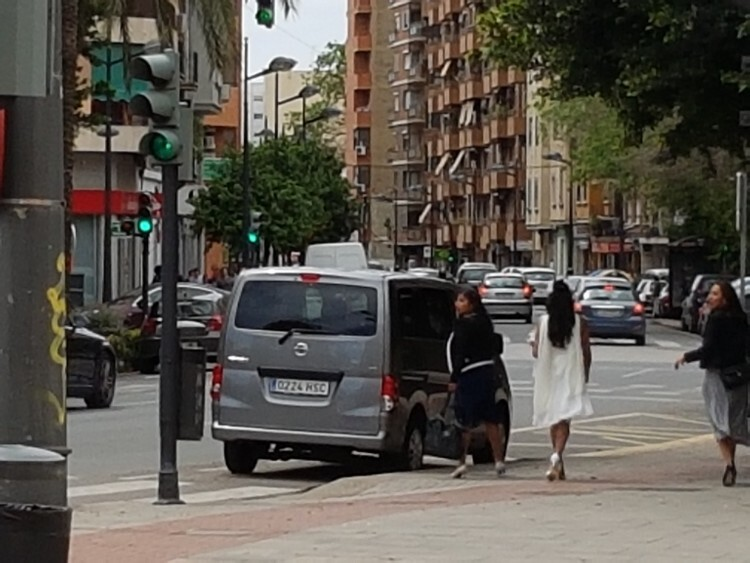 la novia que se fue a su boda en taxi (1)