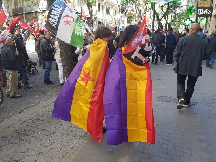 manifestación del 1 de mayo CGT fotos Jose Cuñat (7)
