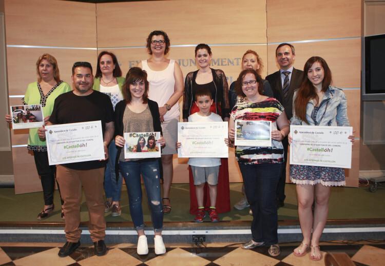 160603 premios selfie Castellóh