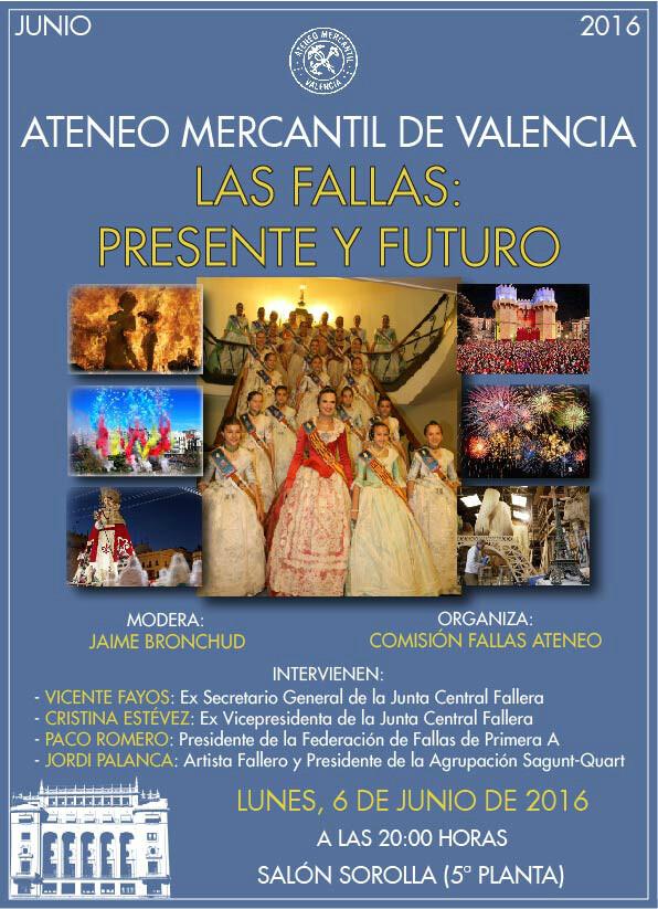 20160606 - DEBATE LAS FALLAS -PRESENTE Y FUTURO-01