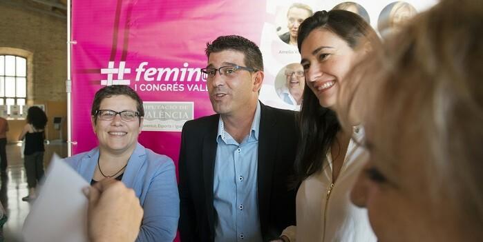 Acto de presentación de Feminario. (Foto-Abulaila).