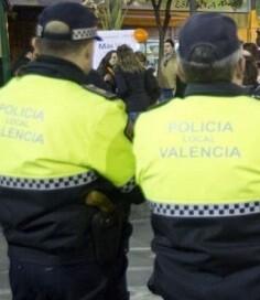 Agentes de la PLV.