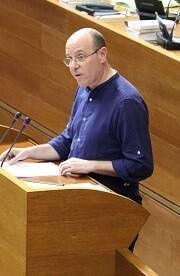 Alberto García.