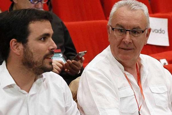 Alberto Garzón sale elegido como nuevo coordinador de IU.