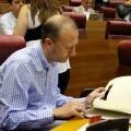 Alexis Marí-'Después de un año de Consell, podemos decir que este no es el cambio que esperaban los valencianos'.