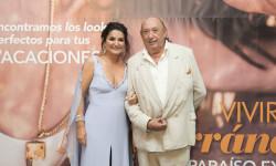 Angela Plá y Francis Montesinos