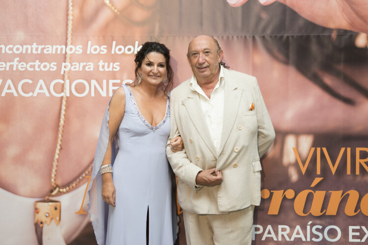 Angela Plá y Francis Montesinos