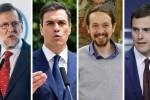 Arrancó la campaña electoral para las próximas elecciones generales del 26 de junio.