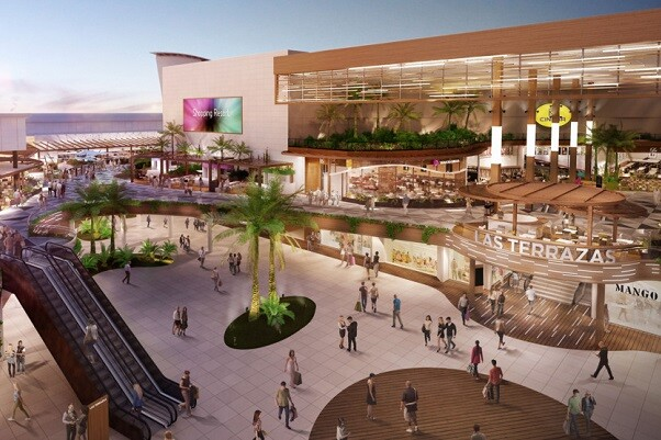 BONAIRE y Begoña Rodrigo presentan el nuevo proyecto gastronómico del centro comercial.