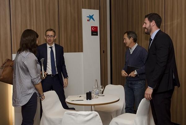 CaixaBank impulsa la internacionalización de las empresas de la Comunitat Valenciana en la Jornada Puerta al Exterior.