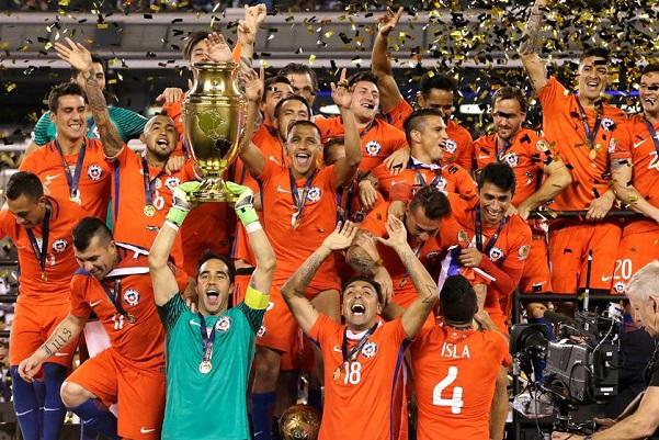Chile se proclamó nuevo campeón de la Copa América Centenario tras vencer a Argentina.