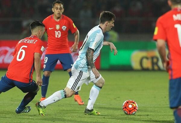 Chile y Argentina disputarán la final de la Copa América por segunda vez consecutiva.