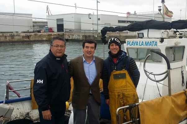 Ciudadanos Valencia acusa a Ribó de incumplir los acuerdos con la Cofradía de Pescadores.