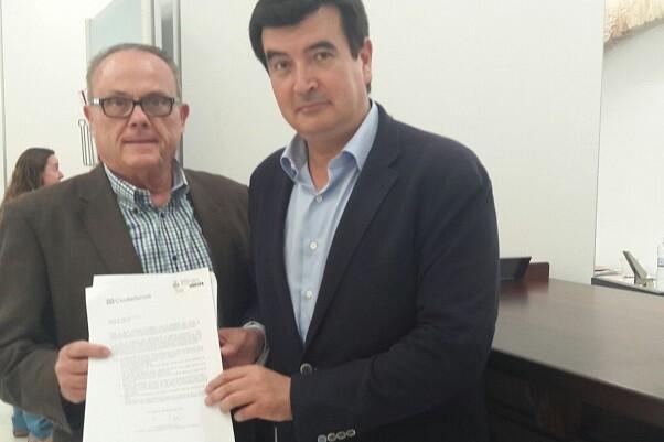 Ciudadanos de Valencia exige medidas urgentes para el 'Colegio 103'
