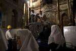 Comenzaron las obras de renovación de la tumba de Jesús en Jerusalén.