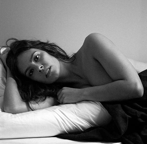 Cristina Pedroche se desnuda para 'ICON', la revista de 'El País' (2)