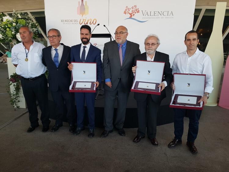 DOP Valencia celebró su XII edición de la Noche del Vino con la entrega de premios y distinciones 20160613_192047 (249)
