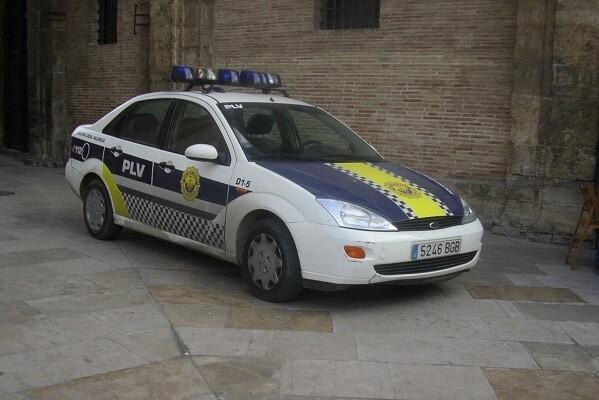 Detenido un presunto pirómano en Ciutat Vella.