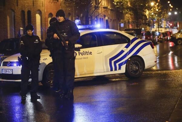 Detienen en Bélgica a 12 sospechosos de querer atentar en el país.