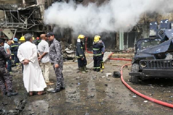 Dos ataques suicidas en Bagdad dejan 31 muertos y más de 46 heridos.