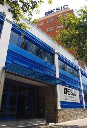 Edificio de ESIC Valencia.