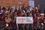 El CAU Valencia y Doha RFC ganan el I Torneo Internacional de Rugby Infantil 'Pantera'.