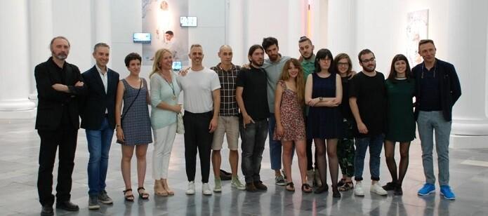 El Centre del Carme acoge por tercer año consecutivo la exposición del proyecto 'PAM! PAM!'.