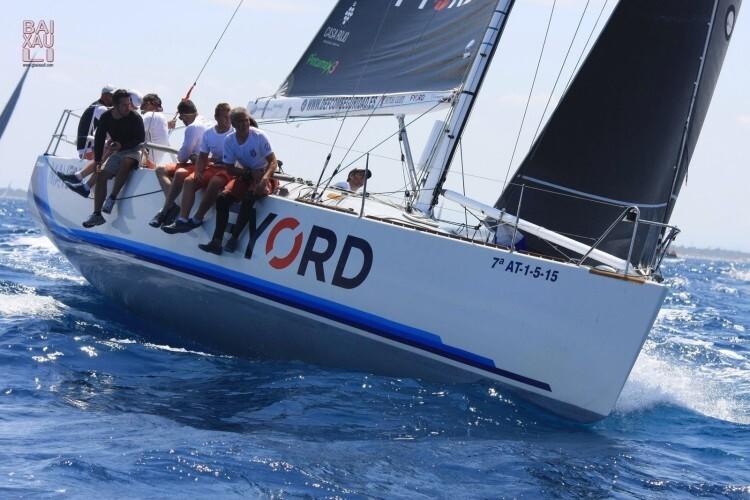 El Fyord Maverta arrasa en aguas valencianas
