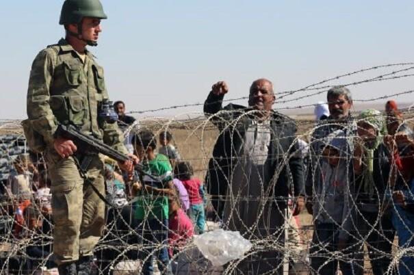 El OSDH denuncia a Turquía por la muerte de 11 refugiados sirios.