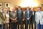 El Presidente de Les Corts considera que un Pacto Valenciano por la Agricultura será vital para recuperar el sector.