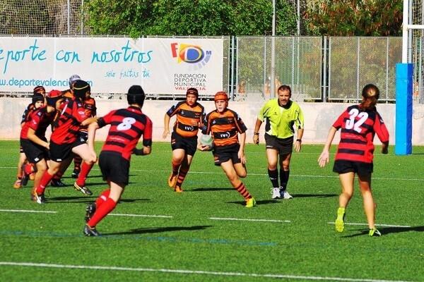 El Torneo 'Pantera' abrirá sus puertas a la sociedad valenciana para celebrar la gran fiesta del Rugby.