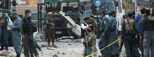 El ataque iba dirigido contra reclutas de la policía.