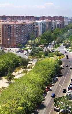 El concejal de Desarrollo Urbano, Vicent Sarrià, anunció que en breve se iniciaran las obras.