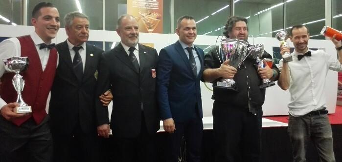 El concurso más veterano de la Comunidad Valenciana bate récord de asistencia en el emblemático edificio Veles e Vents.