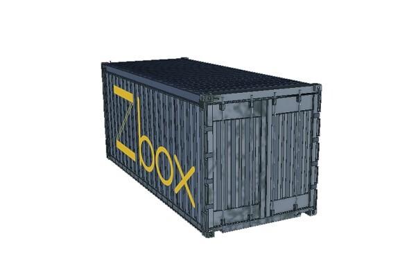 El contenedor plegable de Navlandis se presentará en el puerto de Valencia en octubre.