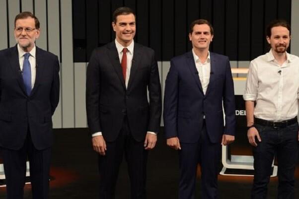 El debate 'a cuatro' deja incertidumbres sobre la posibilidad de sortear una tercera convocatoria electoral.