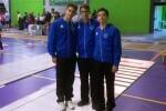 El equipo infantil del Esgrima Marítim se proclama Subcampeón de España.