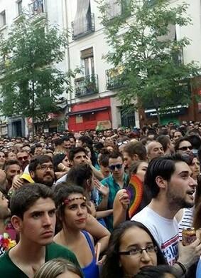 El lema de la manifestación será 'Personas Bisexuals, diversas e iguales'.