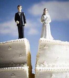 Entre enero y marzo de 2016 se presentaron 3.469 demandas de divorcio.