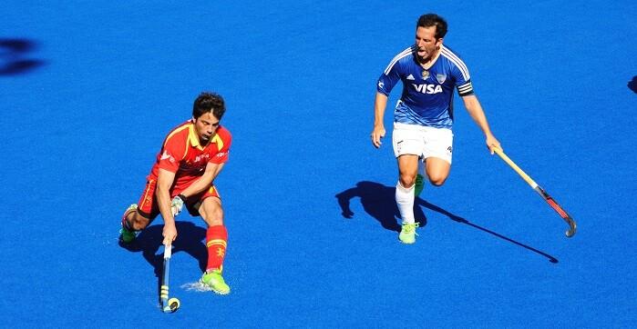 España, Argentina, Alemania, India, Nueva Zelanda e Irlanda compiten en un formato de liguilla.